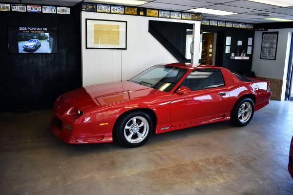 1991 Camaro RS