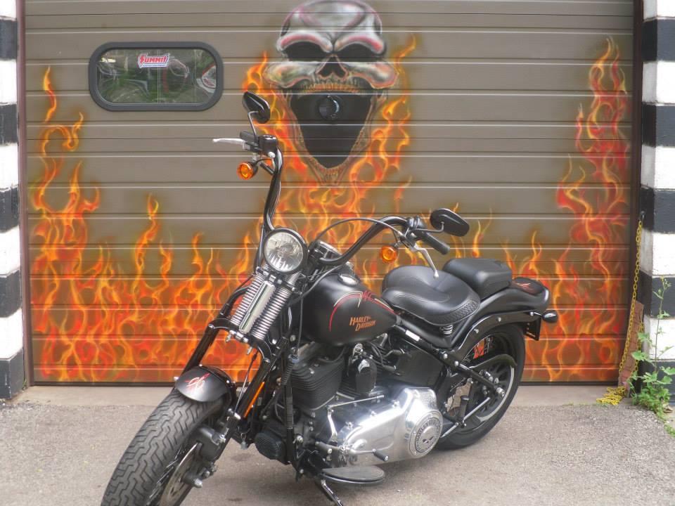 crossbones-flame