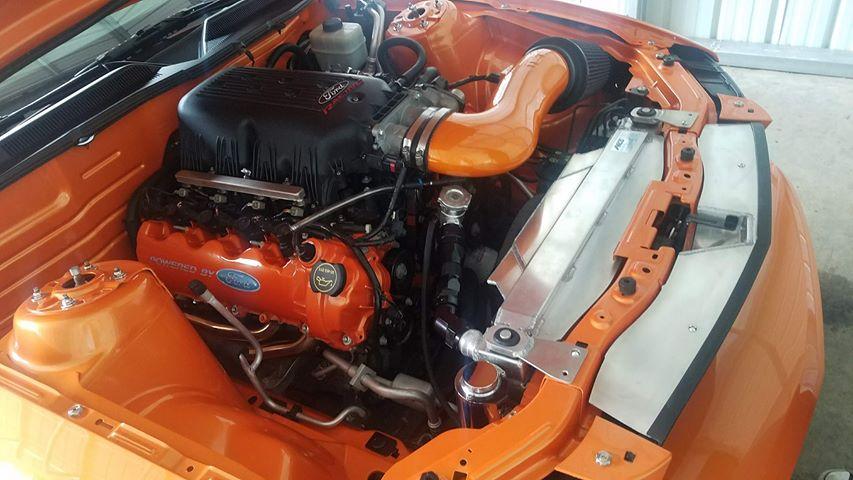2007 Ford Mustang - Custom